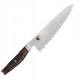 Image of   Miyabi 20 cm gyoto kokkekniv i 3 lag damaskus stål