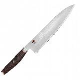 Image of   Miyabi 24 cm gyoto kokkekniv i 3 lag damaskus stål