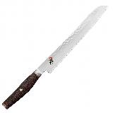 Image of Miyabi 23 cm brødkniv i 3 lag damaskus stål