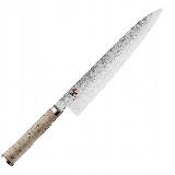 Miyabi 24 cm gyoto kokkekniv i 101 lag damaskus stål