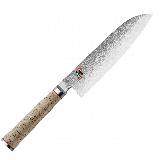 Miyabi 18 cm santoku i 101 lag damaskus stål