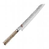Miyabi 24 cm brødkniv i 101 lag damaskus stål