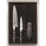 Yaxell Ran knivsæt - 3 dele